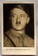 Postkarte Sonderkarte Reichskanzler Adolf Hitler - Deutschland