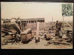 Peking, Chinese Carpenter, China, Chinese Imperial Post, 1912 - China
