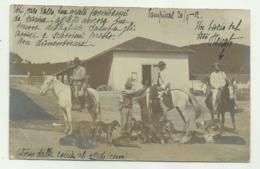 CAMPINAS - RITORNO DALLA CACCIA AL VEADO 1902   VIAGGIATA FP - São Paulo
