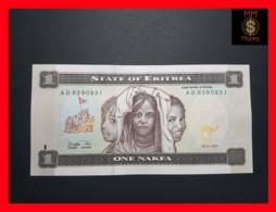 ERITREA 1 Nakfa 24.5.1997  P. 1  UNC - Eritrea