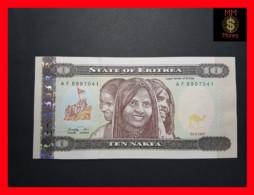 ERITREA 10 Nakfa 24.5.1997  P. 3  UNC - Eritrea