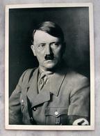 Postkarte Sonderkarte Reichskanzler Adolf Hitler 1939 - Deutschland