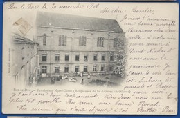 BAR-LE-DUC    Pensionnat Notre Dame     Animées   écrite En 1902 - Bar Le Duc