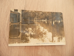 Carte Photo USA United States Elm St Looking North From 2nd Inondation  Paypal Ok Out Of Europe - Etats-Unis