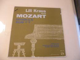 Lili Kraus Joue Mozart -(Titres Sur Photos)- Vinyle 33 T LP - Classical