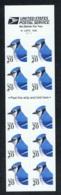 1995 15. Juni Strip Unused Blue Jay Mc FB 33 Sn US 2483a - Strips & Multiples