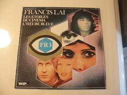Francis Lai, Les étoiles Du Cinéma -(Titres Sur Photos)- Vinyle 33 T LP - Soundtracks, Film Music