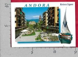 CARTOLINA VG ITALIA - ANDORA (SV) - Via Roma - 10 X 15 - ANN. 2000 - Savona