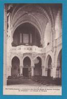 86 Vienne Poitiers Institution Sourds Muets Jeunes Aveugles Chapelle Tribune Et Orgue - Poitiers