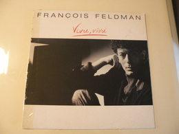 Francois Feldman 1987 -(Titres Sur Photos)- Vinyle 33 T LP - Vinyles