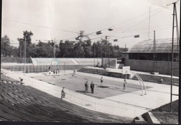 Yugoslavia Croatia Slavonski Brod 1961 / Basketball Court - Stadium - Basket-ball