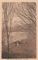 Carte Postale Ancienne De Savoie - Lac D'Aiguebelette - La Combe - Francia