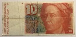 Schweizerische Nationalbank - Zehn Franken - Suisse