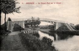 ISEGHEM LE GRAND PONT SUR LE CANAL - Izegem
