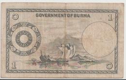 BURMA P. 34 1 R 1948 F - Myanmar