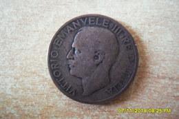10 Ctmes (IND.IMP.) Italie De 1921 En TTB+ - Coins