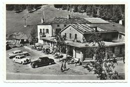 COL DE LA FORCLAZ Hôtel Oldtimer Auto Animée - VS Valais