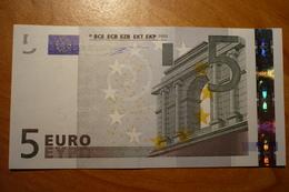 P007 D4 Duisenberg Germany 5 EURO 2002 P007D4 X08179339826 Unc - 5 Euro