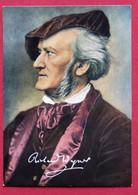 Portrait De Richard Wagner - Artistes