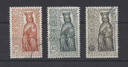 LIECHTENSTEIN .  YT   N° 291/293  Obl  1954 - Liechtenstein