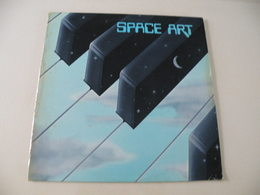 Space Art  -(Titres Sur Photos)- Vinyle 33 T LP - Musiques Du Monde