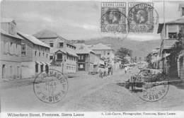 Sierra Leone - Wilberforce Street - Freetown - Belle Oblitération - Sierra Leone