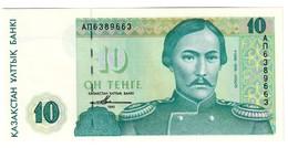 Kazakhstan 10 Tenge 1993 UNC - Kazakistan