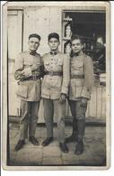 Révolte Druze - Soldats Français à Alep (Syrie) Le 02/07/2926 1926 - Carte Photo Originale - Andere Kriege