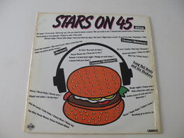 Stars On 45  -(Titres Sur Photos)- Vinyle 33 T LP - Hit-Compilations