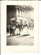 Corso Fleuri Ath - 29 Juin 1938 Goliath Et Son épouse (photo Originale 11 X 7 Cm) Très Bon état - Ath