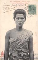 Cambodge / Femme Cambodgienne - Belle Oblitération - Cambodge