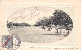 Angola / Loanda - Belle Oblitération - Angola