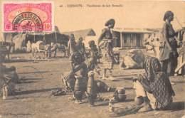 Djibouti / Vendeuses De Lai Somalis - Belle Oblitération - Djibouti