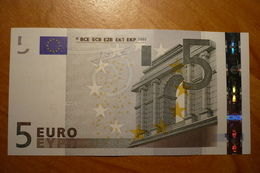 P014 G2 Trichet Germany 5 EURO 2002 P014G2 X28042166234 Unc - 5 Euro
