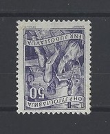 YOUGOSLAVIE .  YT   N° 560A  Neuf *  1950 - Neufs
