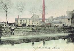 Flavy Le Martel  Sucrerie - France