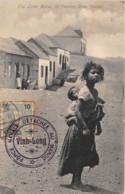 Cap Vert / - The Little Nurse - St Vincent - Belle Oblitération - Cape Verde