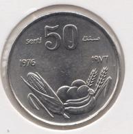 @Y@   Somalia  50 Centi  1976    F.A.O.        (2895) - Somalie