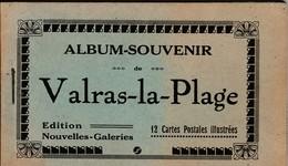 Valras-Plage - Carnet De 12 Cartes - Francia