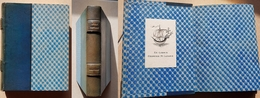 Cécile SAUVAGE: Oeuvres - Edition GRAND PAPIER Chez Mercure De France 1929 - Poésie