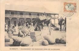Djibouti - Chargement De Caravane - Belle Oblitération - Défaut - Djibouti