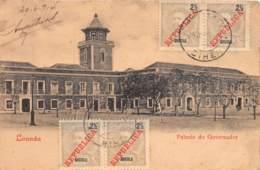 Angola - Loanda - Beau Cliché - Belle Oblitération - Défaut - Angola