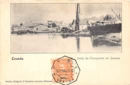 Angola - Loanda - Beau Cliché - Belle Oblitération - - Angola