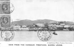 Sierra Leone - Freetown - Belle Oblitération - Sierra Leone