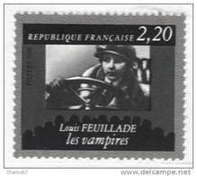"""France 2433/2442 ** """"la Feuille Sous Faciale"""" - France"""