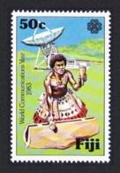 Fiji Communications Year 1v MNH SG#669 SC#499 - Fiji (1970-...)
