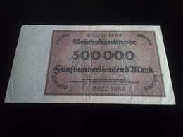 Germany 500000 Mark 1923 - 1918-1933: Weimarer Republik