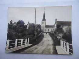 CPSM 61 - SAINT PATRICE DU DESERT ENTRÉE DU BOURG - France