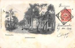Surinam - Paramaribo - Beau Cachet Maritime - Défaut - Surinam