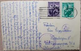 Austria Wien 1951 Denmark Censored - Unclassified